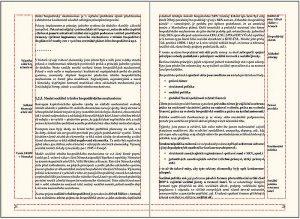 Ukázka profesionálního zlomu textu knihy