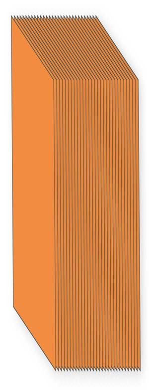 Počet stran knihy, barevný tisk