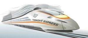 Tiskový Express, vezeme Vaše knihy!