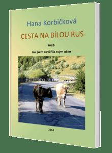 kniha Cesta na Bílou Rus