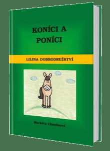 kniha Koníci a poníci