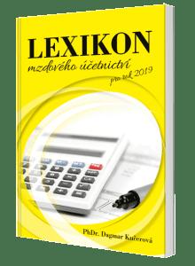 kniha Lexikon mzdového účetnictví