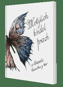 kniha Motýlích křídel prach