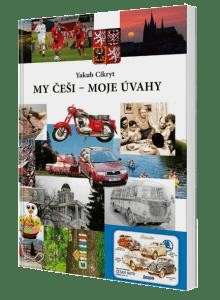kniha My Češi - moje úvahy