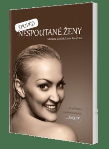 kniha Zpověď nespoutané ženy