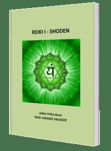 kniha Reiki 1 - Shoden