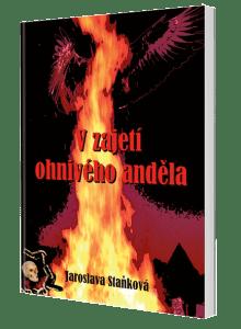 kniha V zajetí ohnivého anděla