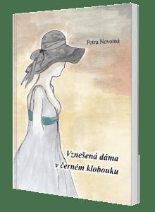 kniha Vznešená dáma v černém klobouku
