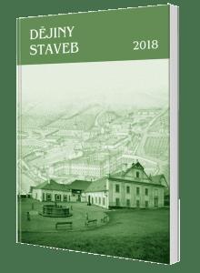 kniha Dějiny staveb 2018