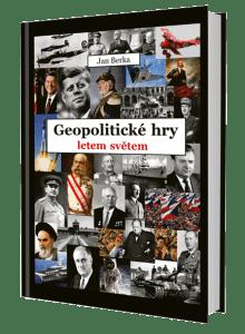 kniha Geopolitické hry