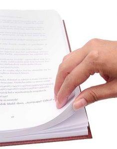Počet stran knihy