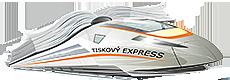 Tiskový Express veze vaše knihy