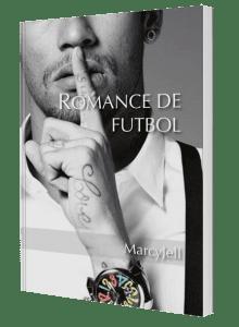 kniha Romance de futbol